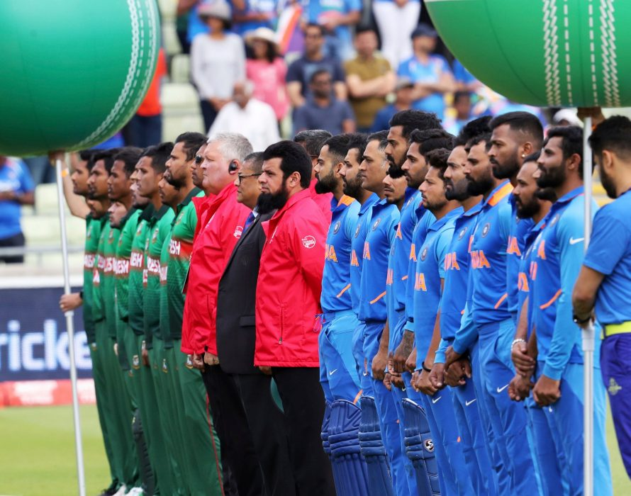 Rohit Sharma ends Bangladesh's tour in ICC World Cup