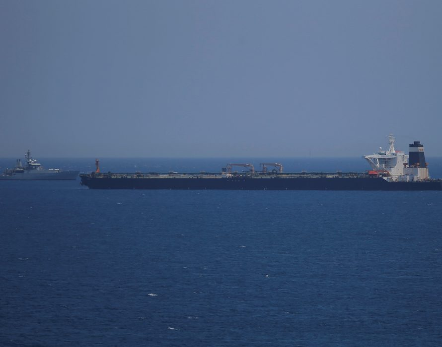 Iran to Britain: Release our oil tankers