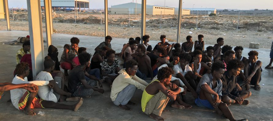 Bodies of 60 migrants recovered off Libya's western coast