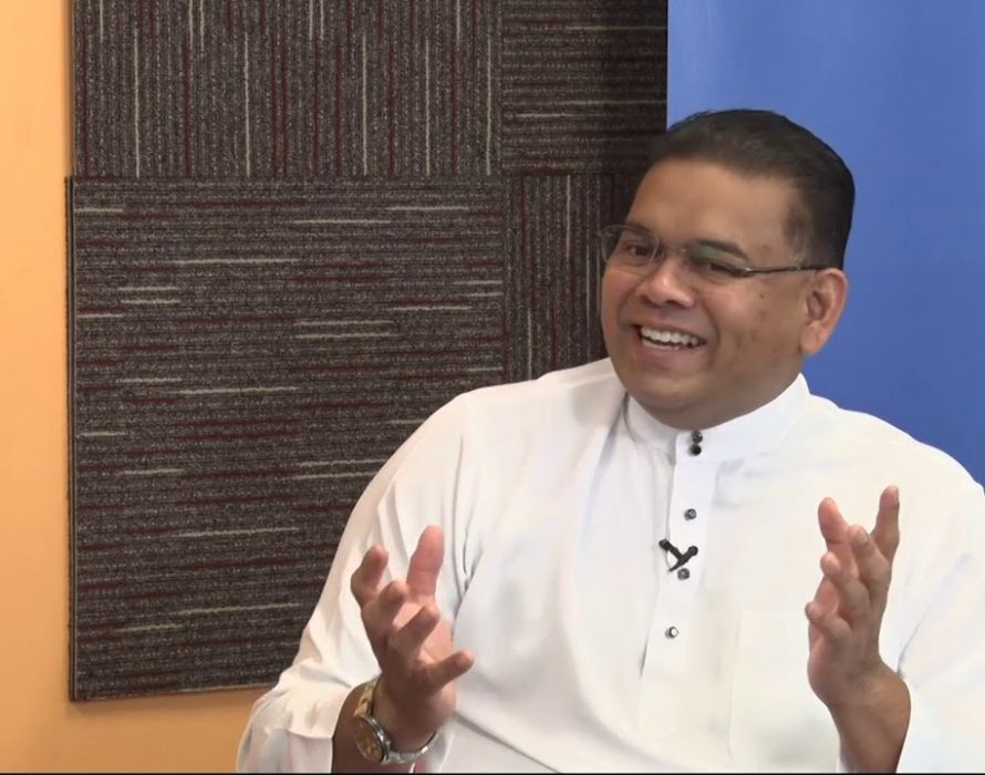 Lokman Adam anticipating arrest in Bukit Aman