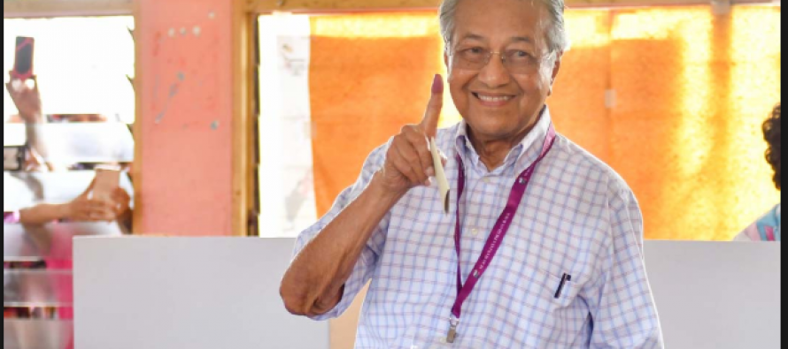 Dr M: My late mother made me the man I am