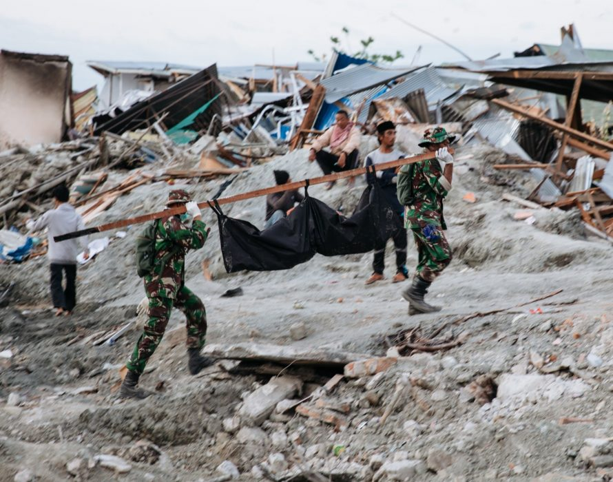 Earthquake strikes Indonesia's Maluku Islands