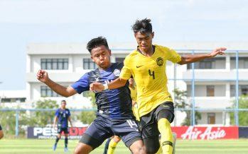 AFF U-15: Malaysia continues winning streak