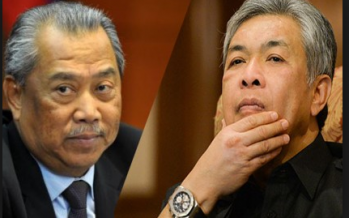 Muhyiddin, Zahid deny signing statutory declarations on PM's power transition