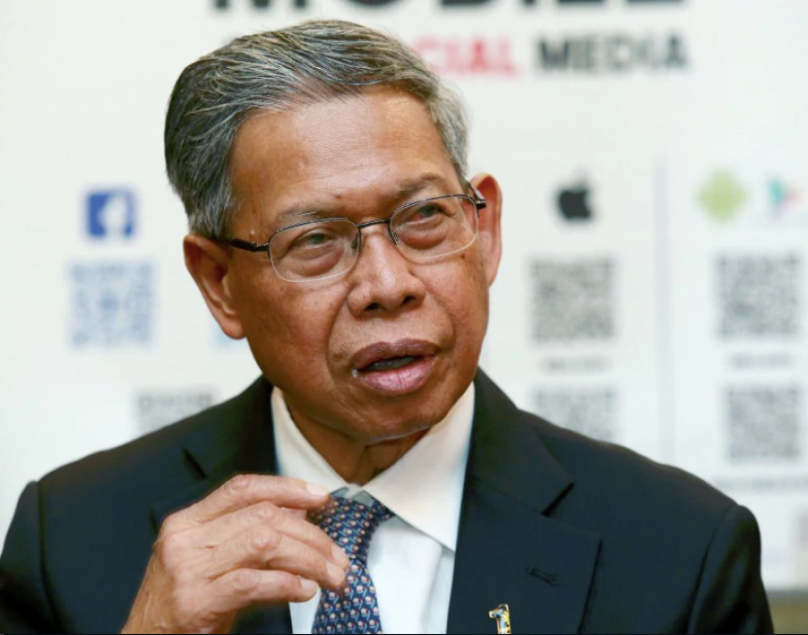 National debt at RM1.1 trillion as of 2018