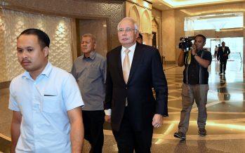 Najib's 1MDB trial dates remain as scheduled