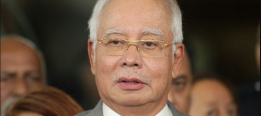 Najib withdraws appeal against court's dismissal of application