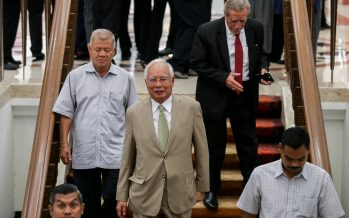 Najib reveals expenses that led him to maxing out his platinum cards