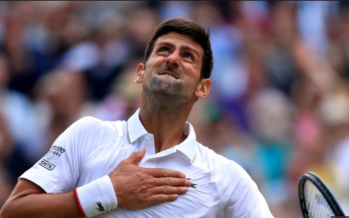 Novak Djokovic wins Wimbledon in men's singles final