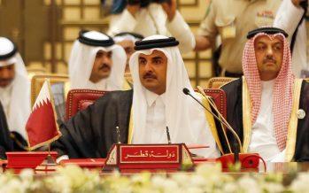 Trump – Qatar emir meet on July 9