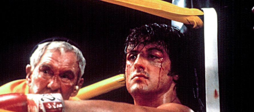 Sylvester Stallone prepares for ninth installment of Rocky