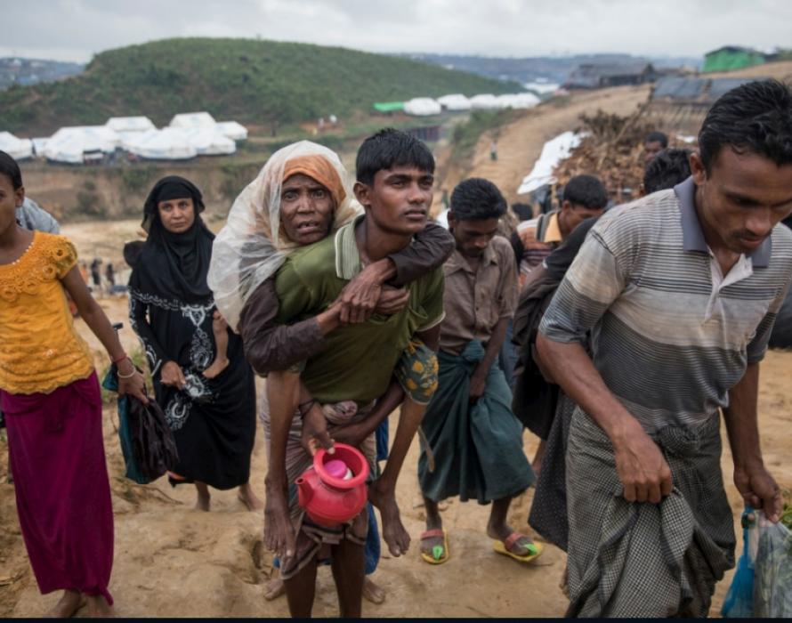 Malaysia preparing strategic paper to help Rohingya refugees