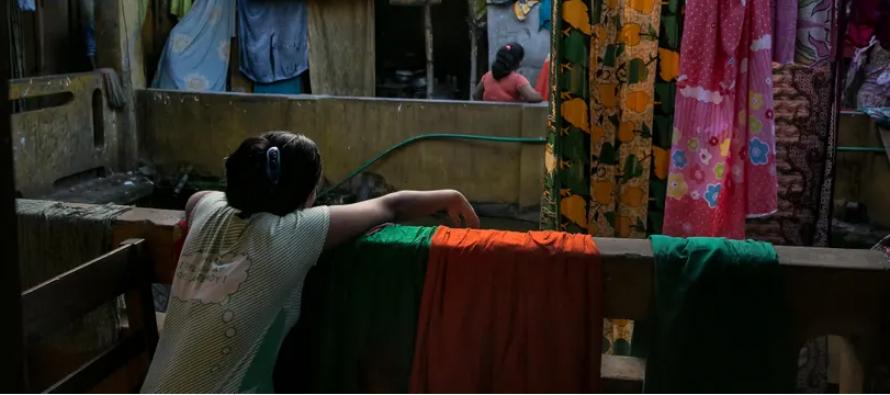 Young girls enslaved in Bangladesh's brothels