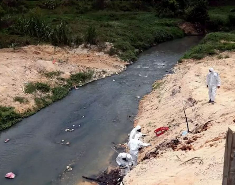 Suspects involved in illegal dumping of chemicals in Kajang nabbed