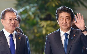Japan's Abe unlikely to meet South Korea's Moon at UN