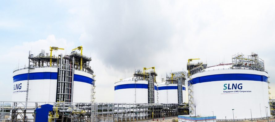 Singapore to stop production of 'Sling' LNG price indices