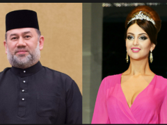 Kelantan Sultan divorces Russian wife