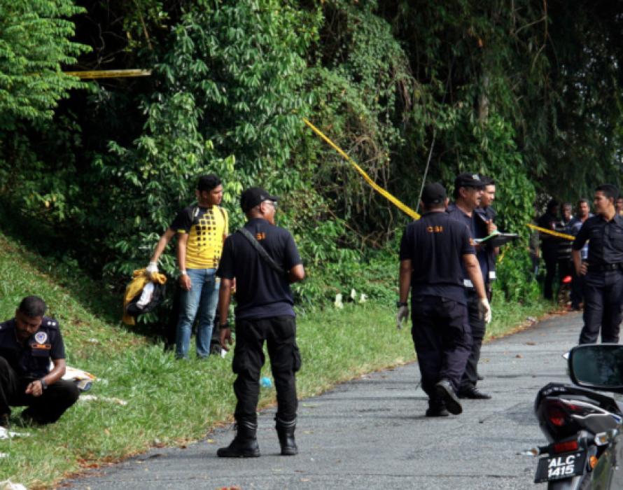 Teenage girl, boyfriend held over murder of student