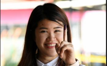 Vivian Wong sworn in as Sandakan MP
