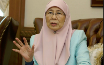 Wan Azizah: No need to close schools in Pasir Gudang