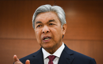 Zahid: Umno will not work with any parties aligned to DAP