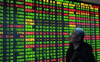 Asia stocks nurse losses, bonds hold huge gains