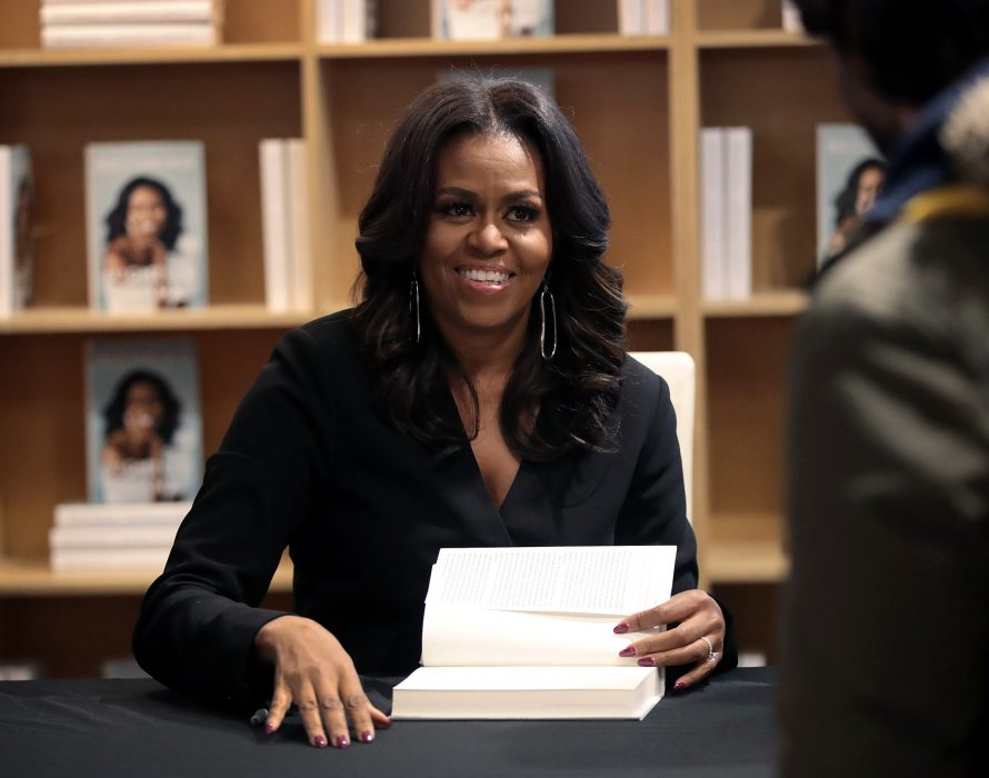Michelle Obama for president, flouts ex-Trump strategist