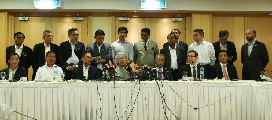 PH presidential council, decide policy decisions first, not Dr M's solo say