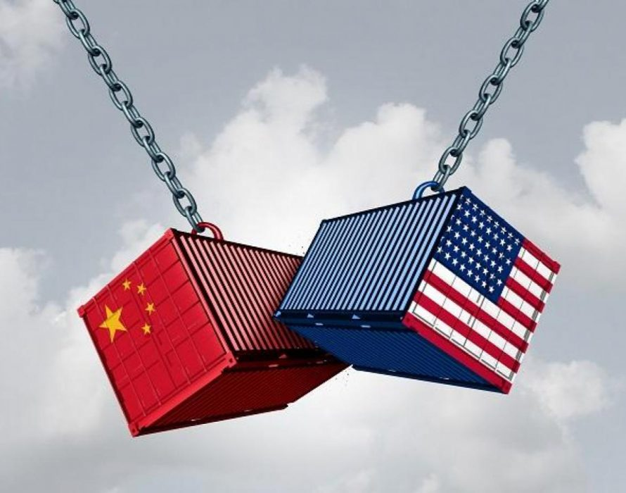 US – China trade war leading to recession fear
