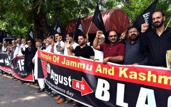 Pakistan observes 'Black Day' for Kashmir