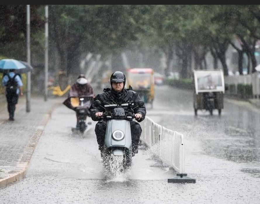 China on red alert over super typhoon Lekima