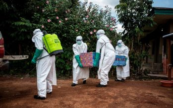 Ebola death toll in east Congo outbreak climbs above 2,000