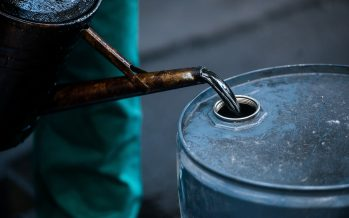 Brent oil up to $60, buoyed by US inventory drawdown
