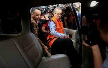 Ex-Garuda CEO busted in international corruption probe