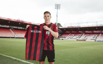 Bournemouth takes Liverpool's Harry Wilson on loan