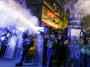 Hong Kong protesters' anarchic campaign against China