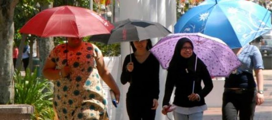 Frequent, higher temperatures up to 32°C now in major cities