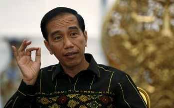 Haze, embarrassing to Jokowi