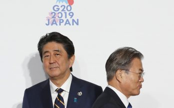 South Korea 'won't be defeated again' as Japan trade dispute escalates