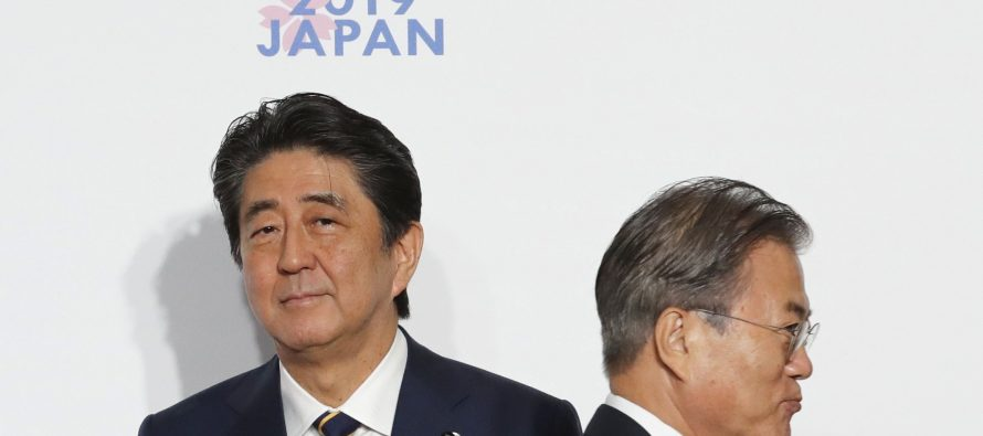 South Korea 'won't be defeated again' as Japan trade dispute escalates