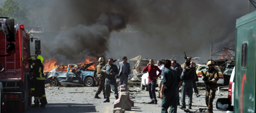 UN condemns bomb attack on wedding ceremony in Kabul
