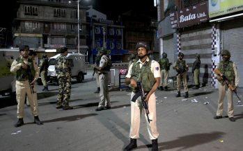 Kashmir's special status revoked