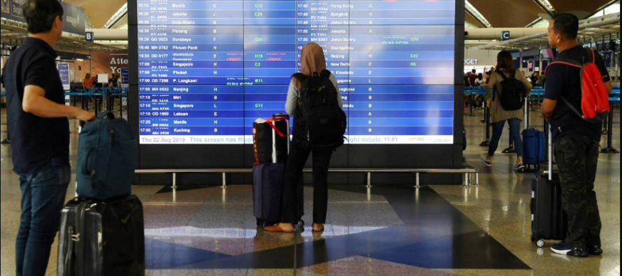 Systems disruption continues at KLIA