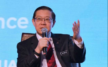 Lim: We borrowed more money to pay off debts by previous govt