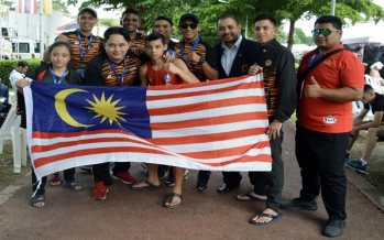 Muaythai squad to battle at Youth World meet