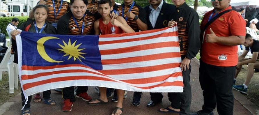 Muaythai squad to battle at Youth World meet