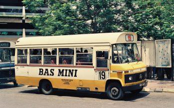 Mini buses make a comeback next month