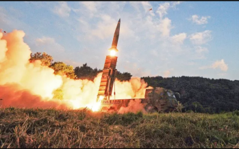 Pyongyang fires more missiles, Japan and Seoul protest