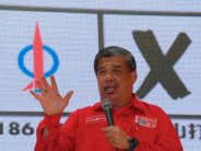 Pakatan Harapan components ain't strong on its own