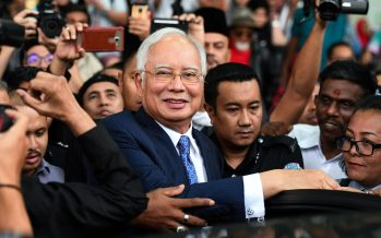 Najib down with conjunctivitis, trial adjourned